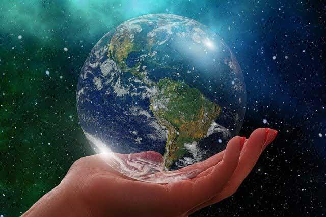引き寄せの法則における宇宙
